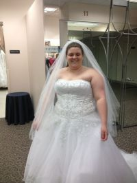 Size 24+ Finds her dress! *pic heavy*