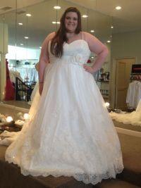 Wedding dresses: wedding dress size 24