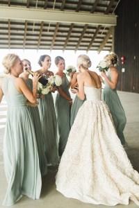 Light Green (Sage/Celadon/Mint) Bridesmaid Dresses ...
