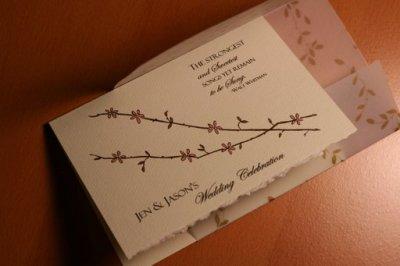 Done With Invitations! :  wedding diy invitations napa valley Z85815104 IMG_5302