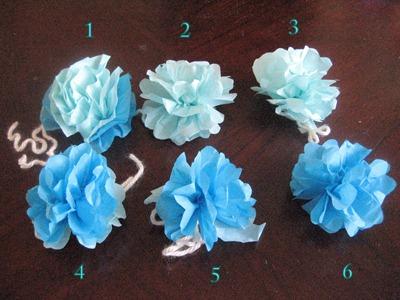 {Update} Tissue Paper Pom Napkin Ring  :  wedding pictures recap san diego 62 62