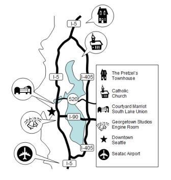 Wedding Invite Map Creator Ideas