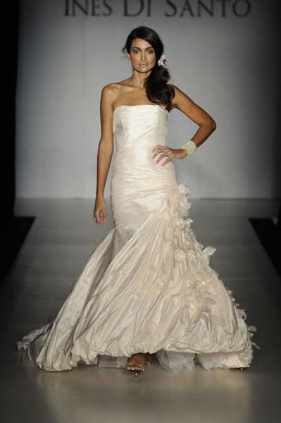 Bridal Market 2010 - Ines Di Santo :  wedding bridal market 2010  Val0418 _VAL0418