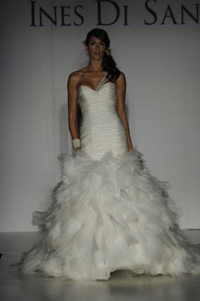 Bridal Market 2010 - Ines Di Santo :  wedding bridal market 2010  Val0519 _VAL0519
