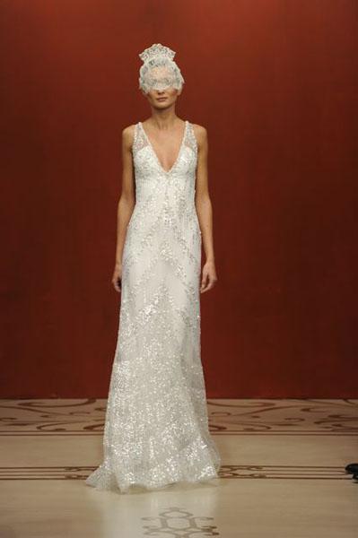 Bridal Market 2010 - Reem Acra :  wedding bridal market 2010  Val1151 _VAL1151