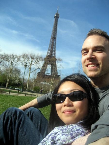 Parisian Honeymoon: His and Hers Style :  wedding honeymoon san diego 25 2