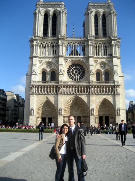 Parisian Honeymoon: His and Hers Style :  wedding honeymoon san diego 44 4