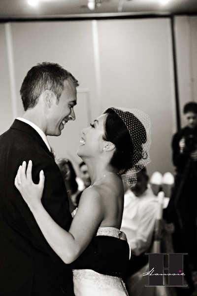 With this Wing: DIY First Dance :  wedding pictures pro pics recap san diego Hanssie Hanssie