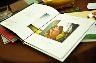 Guestbook Ideas :  wedding guestbook nyc southern california 4379574 4379574