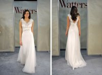 Spring 2012 Wedding Trends: Gowns for Petite Brides