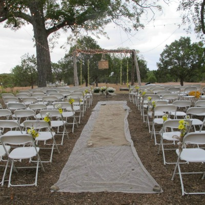 DIY an Outdoor Wedding