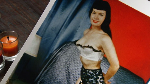 bettie page color # 33