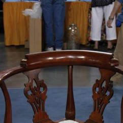 Chippendale Rocking Chair Pub Table With Chairs N.y. Corner Chair, Ca. 1760 | Antiques Roadshow Pbs