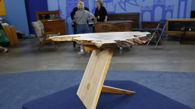 1974 George Nakashima End Table  Antiques Roadshow  PBS