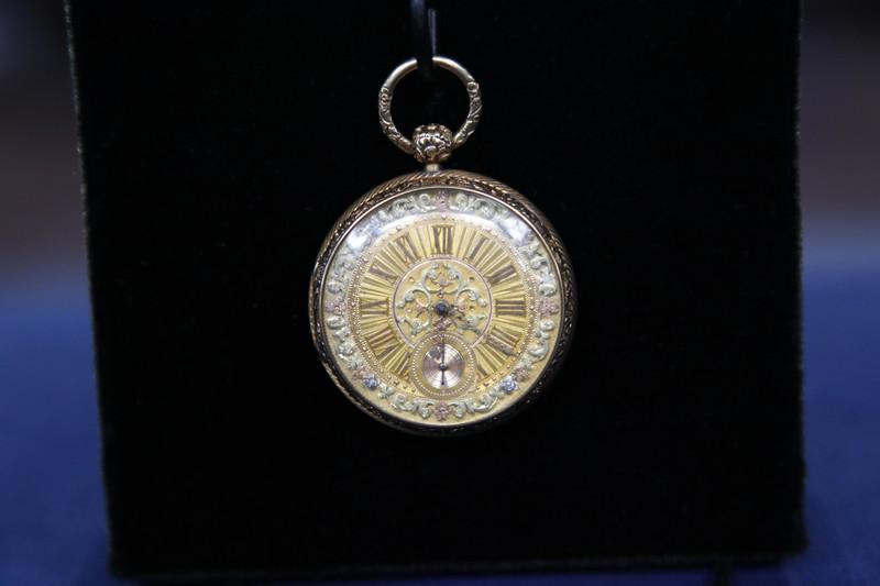 George Reynolds Pocket Watch Ca 1865 Antiques Roadshow