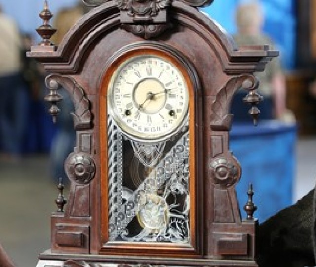 William L Gilbert Clock Ca