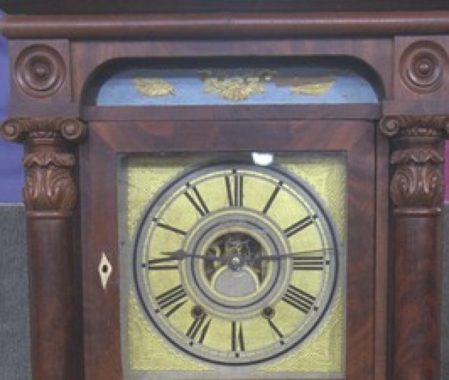 C N Jerome Shelf Clock Ca