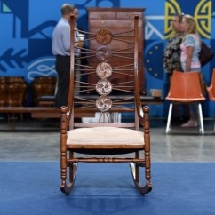 Newport Rocking Chair Walmart Zero Gravity American Oak Chair, Ca. 1890 | Antiques Roadshow Pbs