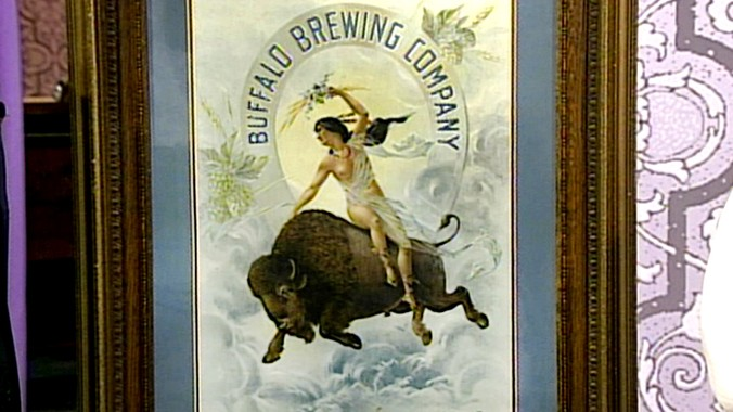 Buffalo Brewing Company Advertisement  Antiques Roadshow