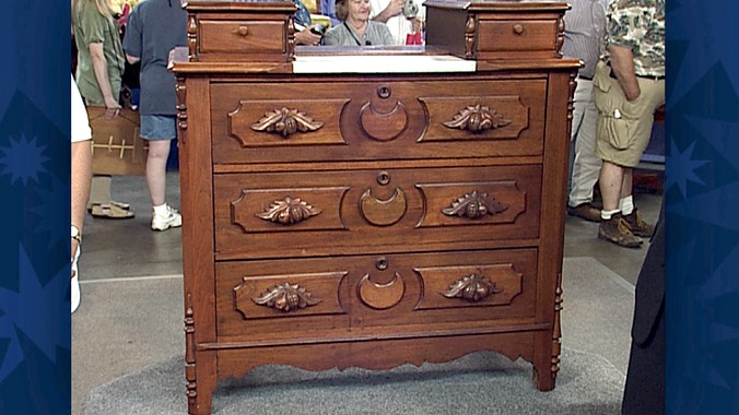 Phoenix Furniture Co Dresser Antiques Roadshow PBS