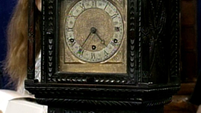 English Grandmother Clock c 1900  Antiques Roadshow  PBS