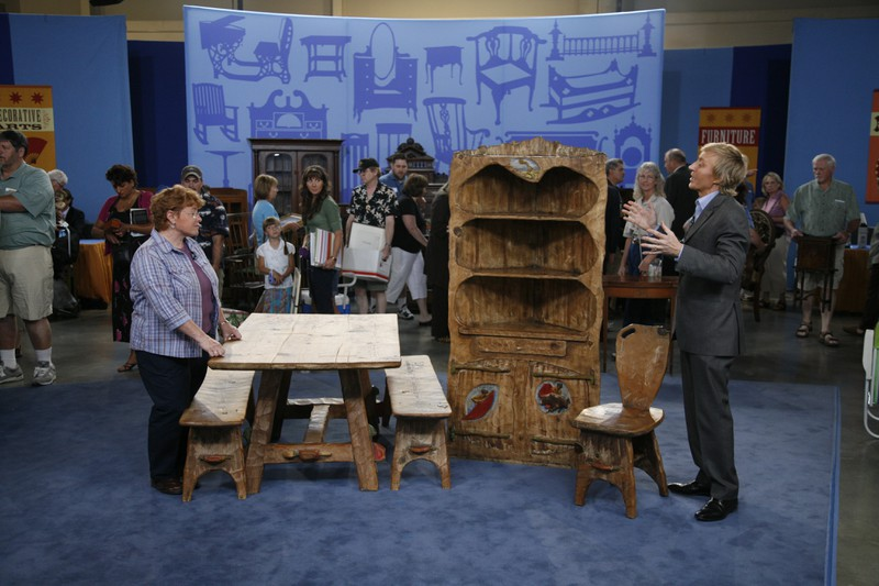 Western Style Furniture Ca 1930 Antiques Roadshow PBS