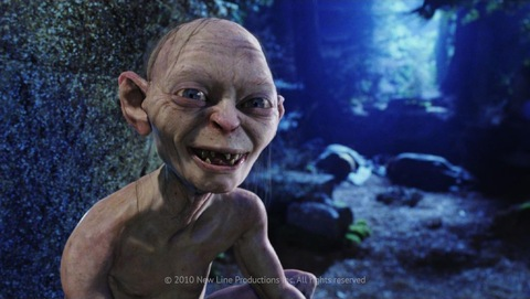 Image result for gollum lord of the rings