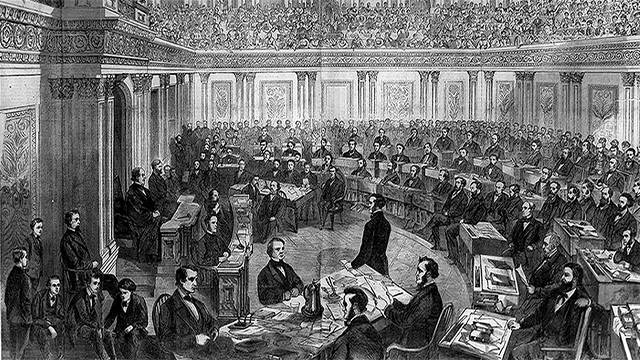 The Impeachment of Andrew Johnson  American Experience