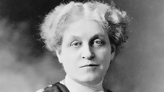 Carrie Chapman Catt  American Experience  Official Site