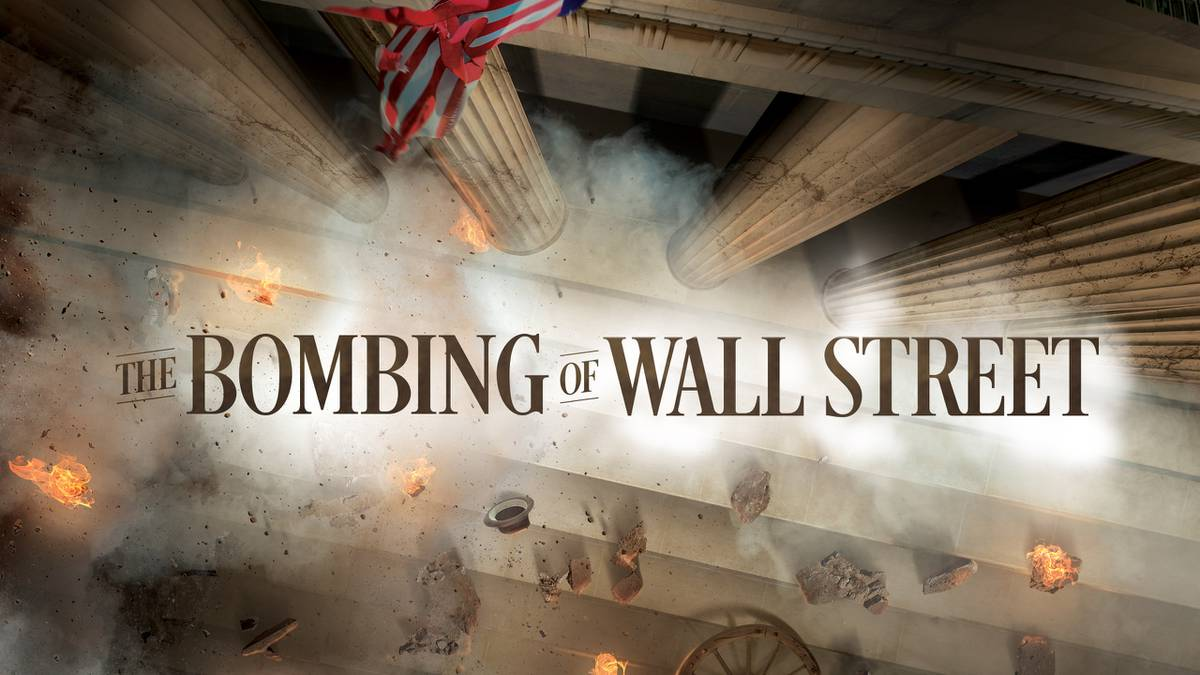 The Bombing of Wall Street  American Experience