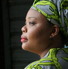 Leymah Roberta Gbowee is the executive director of the Women Peace and Security Network Africa, based in Accra, Ghana. She is a founding member and former coordinator of the Women in Peacebuilding Program/West African Network for Peacebuilding (WIPNET/WANEP).