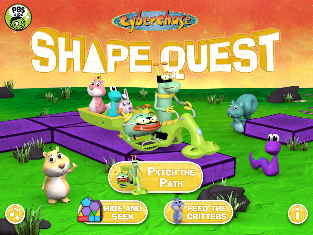 cyberchase shape counter
