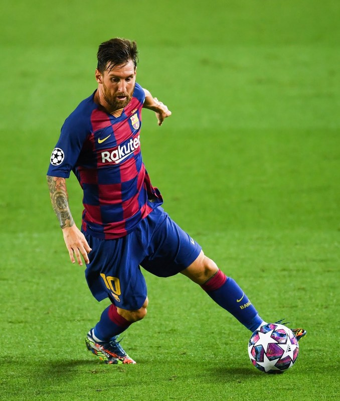 Messi's net worth is estimated to be $104million