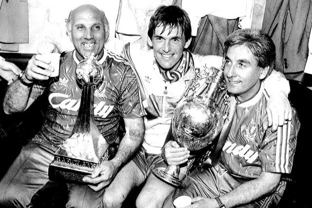 Liverpool won their 18th league title in 1990 and haven't won one since