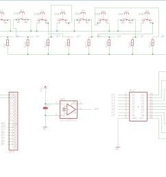 figure 5 button board circuit diagram [ 1490 x 1012 Pixel ]