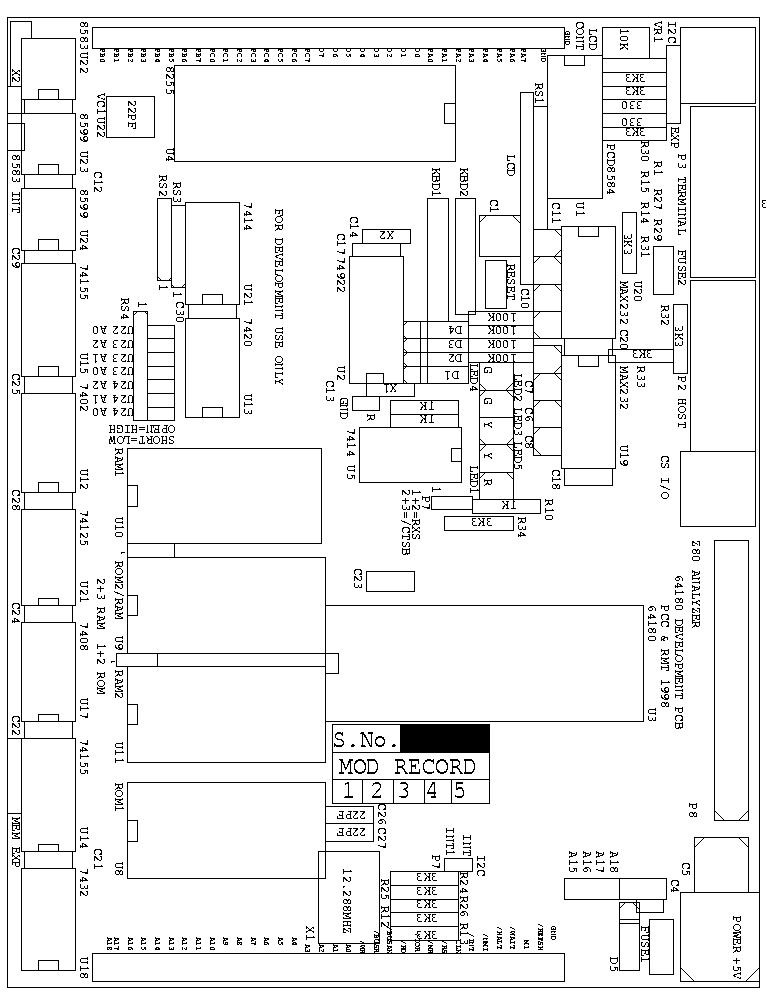 64180 board diagrams