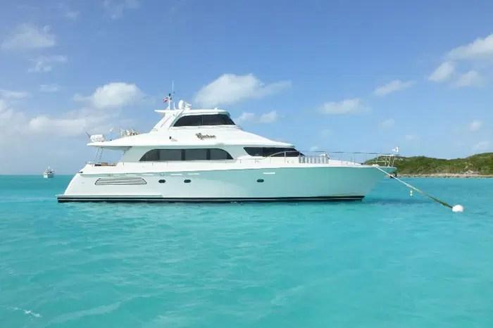 EQUNOX Yacht Charter 81 Cheoy Lee Motor Yacht