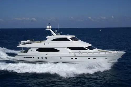 TIGERS EYE Yacht Charter 98 Hargrave Motor Yacht