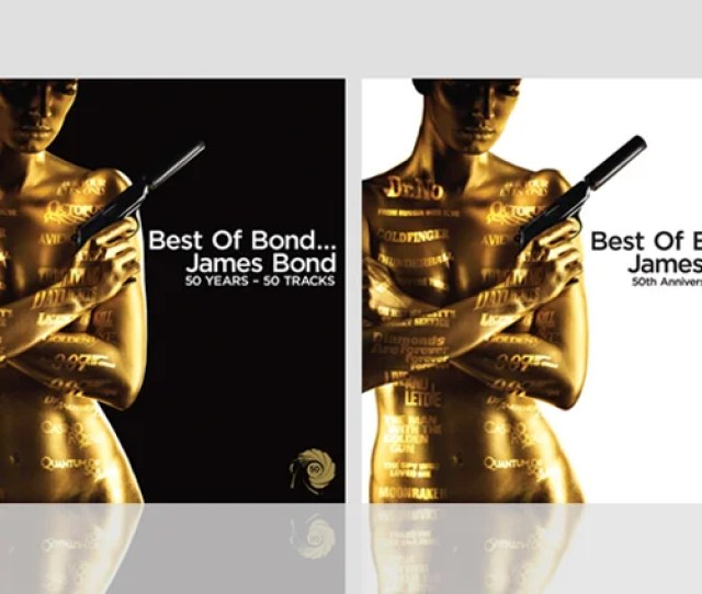 50 Years Of Bond Themes