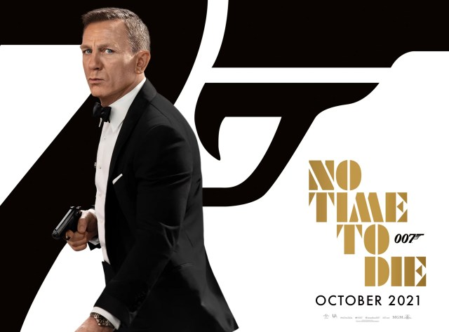 No Time To Die Announcement | James Bond 007