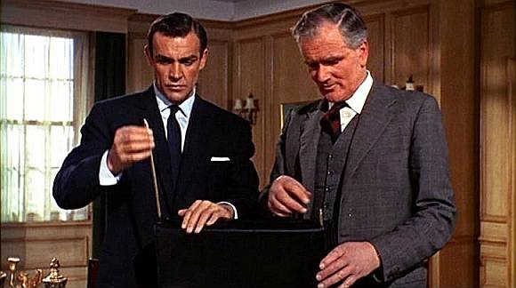 Image result for from russia with love briefcase