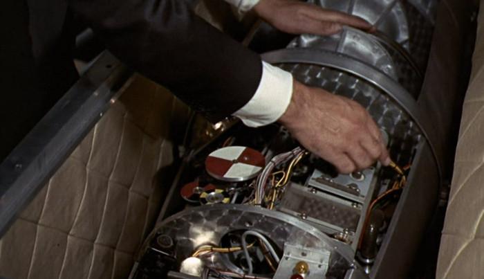 Goldfinger Gadgets  James Bond Gadgets