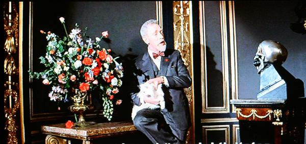 Max von Sydow-Ernst Stavro Blofeld Never Say Never Again (1983)