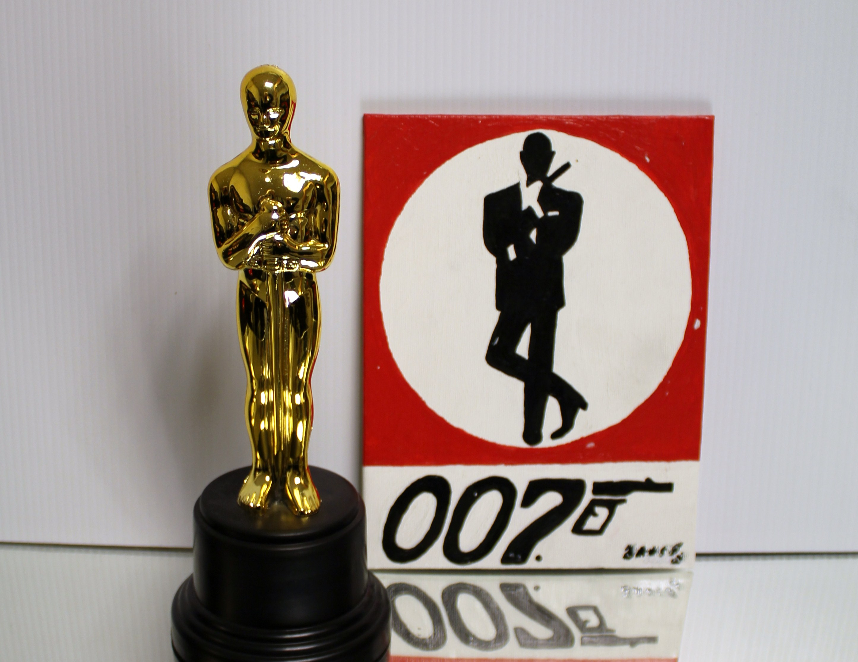 Image result for james bond oscars