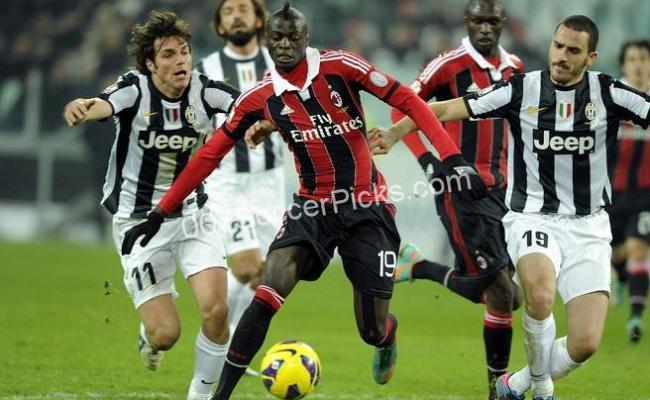Juventus Vs Ac Milan Betting Tips 25 01 2017