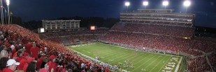 Carter-Finley_Stadium_night