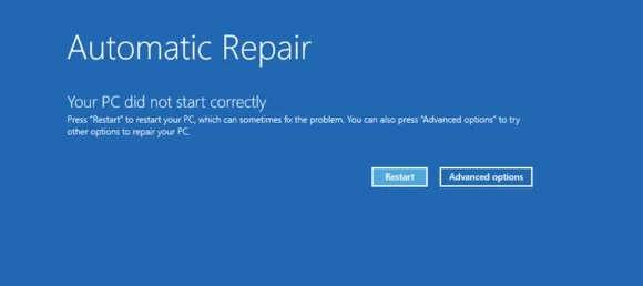 Opstartproblemen in Windows 10 oplossen, Opstartproblemen in Windows 10 oplossen