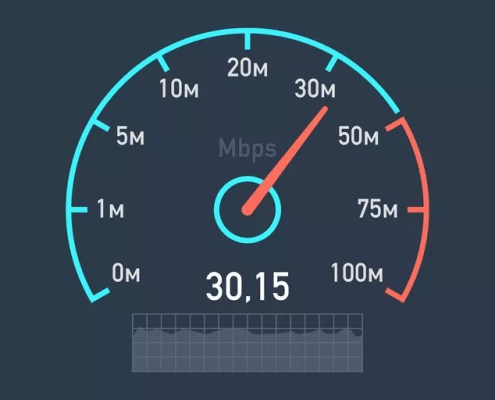 Internetsnelheid verhogen