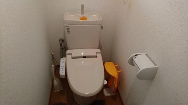 大阪府茨木市のトイレの水漏れ施工事例