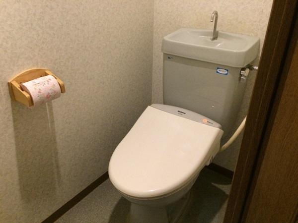 大阪府大阪市平野区にてトイレの水漏れ対応
